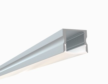 Deep Aluminum channels