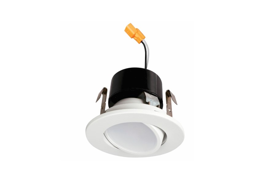 3″ Gimbal LED Retrofit trim
