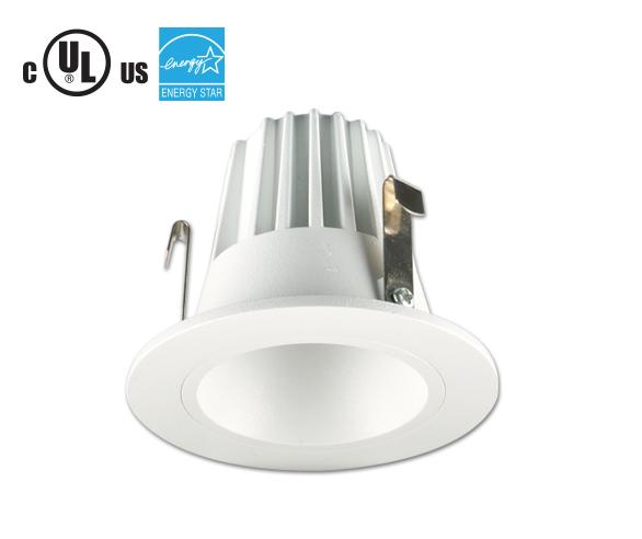 2″ 9W, 11W LED Step Baffle Trim