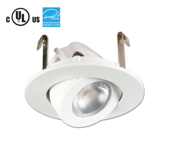 9W, 11W LED Adjustable Trim