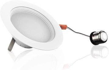 """4"""" Round LED Retrofit Trim"""