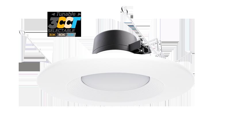 6″ Recessed Light Trim Round