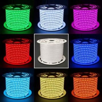 120 Volt LED RGB Tape